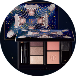 cle de peau BEAUTE Holiday collection 2014
